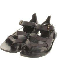 Dior Homme - Sandal Black 39 - Lyst