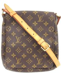 Louis Vuitton - Auth Musette Salsa Short Shoulder M51258bag Monogram Used -  Lyst e654a1f74d636