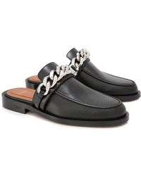 Givenchy - Chain Loafers - Lyst