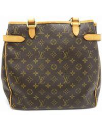Louis Vuitton | Monogram Batignolles Vertical Shoulder Bag M51153 7836 | Lyst