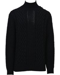 Balmain - Sweater Black - Lyst