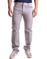 Marc Jacobs - Men's Mcbi198023o Grey Cotton Jeans - Lyst