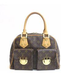 Louis Vuitton | M 40026 Manhattan Pm Hand Bag | Lyst