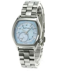 Paul Smith - No. 7 Number Seven Watches 1040-t011543 Y Stainless Steel Women - Lyst