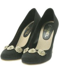 Chanel | Shoes Black | Lyst