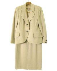 Hermès - Suits Beige 38/38 - Lyst