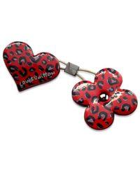 Louis Vuitton - Mint Hair Bobbles Monogram Leopard Rubber Red Mp0193 Lv Leopard Pattern Lv Women's - Lyst