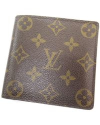 Louis Vuitton - Monogram Canvas Bifold Wallet With Coin Pocket M61675 Porutofoiyu Marco - Lyst