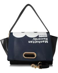 Sacai - Manhattan Records Shoulder Bag - Lyst