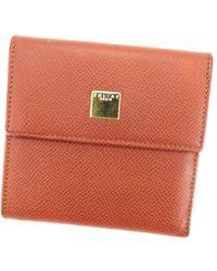 Céline - Double Sided Wallet Unisexused T3347 - Lyst