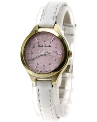 Paul Smith - 1032 - T012019ta Watches Gp/leather Women - Lyst