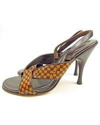 b1a2131bde36 Sandals Monogram Mini Ladies Used T4992.  329. Reebonz · Louis Vuitton -  Sandals Damier Sauvage Ladies Used T970 - Lyst