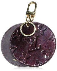 Louis Vuitton | M68005 Porte-clés Lv Mirror Vernis Amarante Bag Charm Xx16-5028yy | Lyst