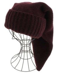 Louis Vuitton - Knit Cap Brown - Lyst 2f851c405ef7