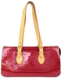 Louis Vuitton | Rosewood Avenue Shoulder Bag Vernis Pomme Damour M93507 | Lyst