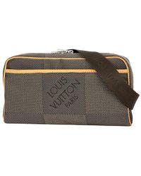 Louis Vuitton | Acrobatics Damier Geant Khaki Body Bag Bum-bag [used] | Lyst