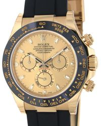 Rolex - Daytona 116518ln Yellow Gold 40mm - Lyst