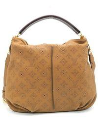 Louis Vuitton - Mahina Selene Pm Shoulder Bag Brown 3004 - Lyst