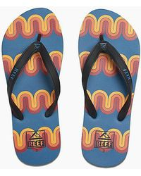 Reef - Switchfoot Prints - Lyst