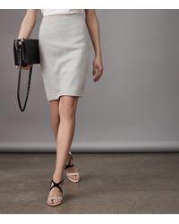 Reiss - Haven Skirt - Lyst