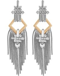 Reiss - Lana Earrings - Lyst