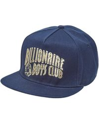 BBCICECREAM - Snapback Cap, Arch Logo Dress Blue Cap - Lyst