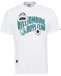 Billionaire Boys Club - Ice Cream | Damage 2 Arch White T-shirt, Blast Holes Tee | Lyst