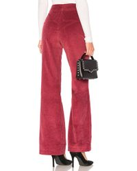House of Harlow 1960 - X Revolve Emmy Pant In Red - Lyst