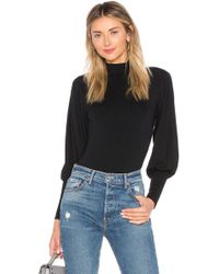 Only Hearts - Pleat Sleeve Bodysuit - Lyst