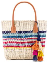 Hat Attack - Small Provence Tote - Lyst