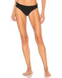 Storm - Cottesloe Bikini Bottom In Black - Lyst