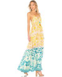 Hemant & Nandita   Clarion Maxi Dress   Lyst