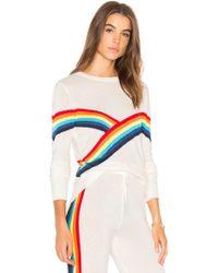 Spiritual Gangster | Rainbow Bebe Top | Lyst