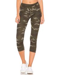 Stateside - Camo Thermal Legging - Lyst