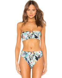 Nanette Lepore Top bikini tease