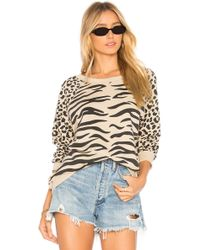 Wildfox - Easy Tiger Sommers Sweater - Lyst