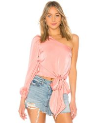 Lovers + Friends - Kendall Blouse - Lyst