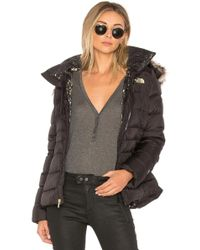 The North Face - Gotham Jacket Ii With Faux Fur Trim - Lyst
