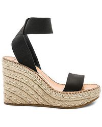Dolce Vita - Pavlin Wedge In Black - Lyst