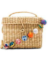 Nannacay - Roge Small Bag In Tan. - Lyst
