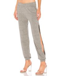 Lanston - Side Slit Sweatpant - Lyst
