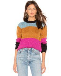 Callahan - Vera Stripe Sweater - Lyst