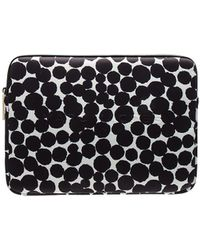 "Marc Jacobs | Painted Dots 13"" Computer Case 