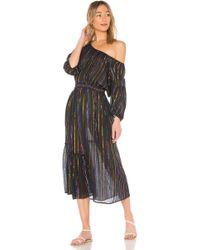 Apiece Apart - Camellia One Shoulder Dress - Lyst