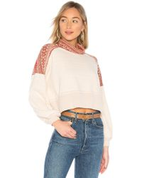 Free People - At The Lodge Jumper - Lyst