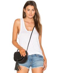 Black Orchid | Distressed Tank | Lyst