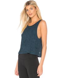 Beyond Yoga | Weekend Traveller Cropped Tank | Lyst