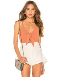 MINKPINK - Andalusia Bodysuit - Lyst