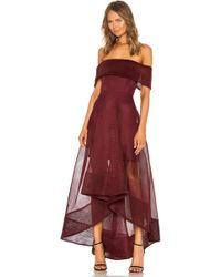 Bronx and Banco - X Revolve Tulip Gown - Lyst