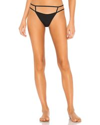 Ow Intimates - Elena Panty In Black - Lyst